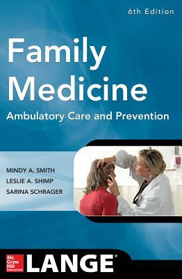 Family Medicine By Smith, Mindy Ann/ Shimp, Leslie